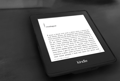 Win a Kindle Paperwhite - Closed