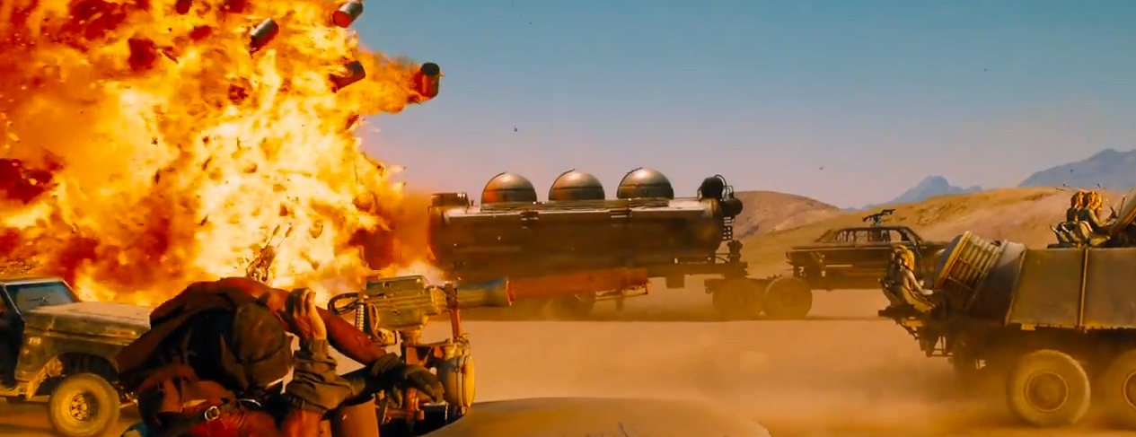 Stunning Mad Max: Fury Road Trailer