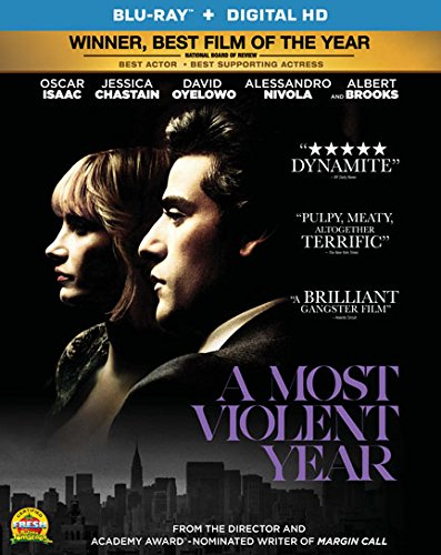 A Most Violent Year looks great on Blu-ray.