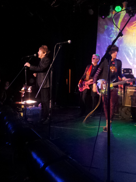 Flamin' Groovies Live At The Roxy, Review