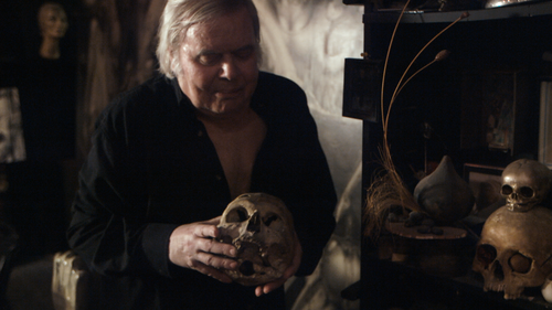 Dark Star: The World of H.R. Giger, Documentarian Belinda Sallin's Outrageous Subject