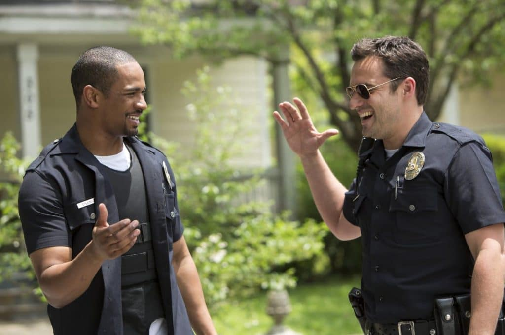 Let's Be Cops still