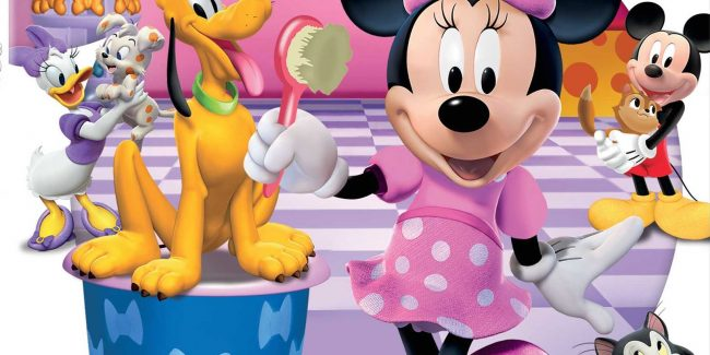 Mickey Mouse Clubhouse: Minne's Pet Salon DVD Review