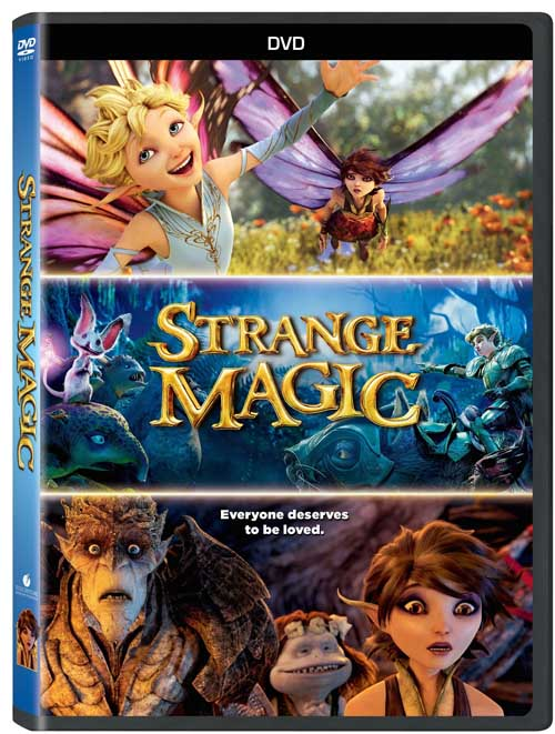 Strange Magic is a fun musical adventure for the whole family.