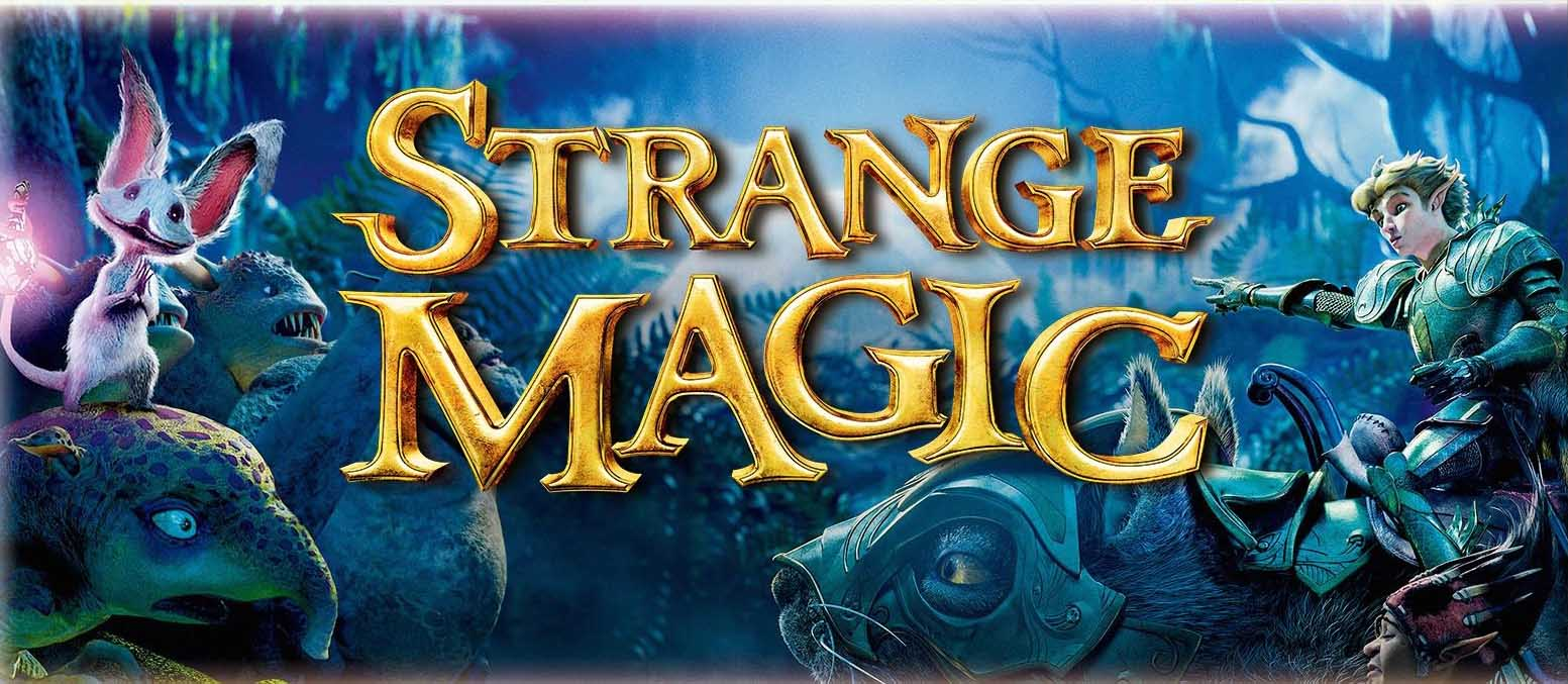 Strange Magic DVD Review