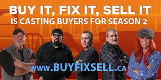 Buy It! Fix It! Sell It!'s Resident Redhead Aims for Vintage Glory! on HGTV Canada