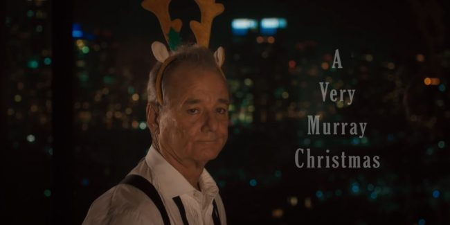 Bill Murray's Christmas Show One To Watch For, Netflix In December