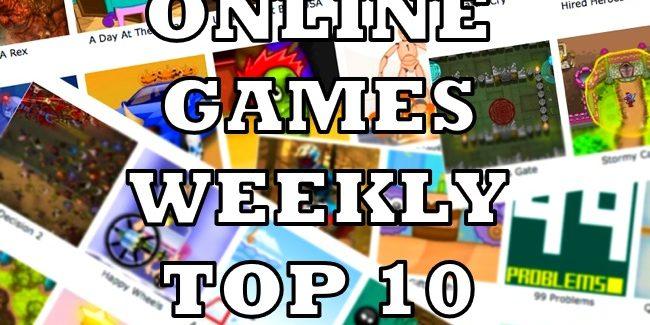 Online Games Top Ten Week 20