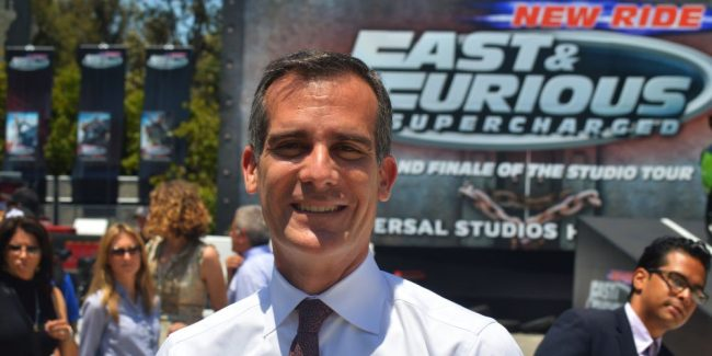 Premiere of Fast & Furious: Supercharged at Universal Studios Hollywood