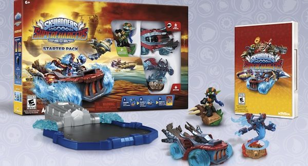 Skylanders SuperChargers: Of Course... Why not Vehicles?!