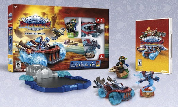Skylanders SuperChargers: Of Course… Why not Vehicles?!