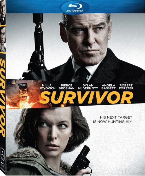Survivor is a great blend of action and suspense.