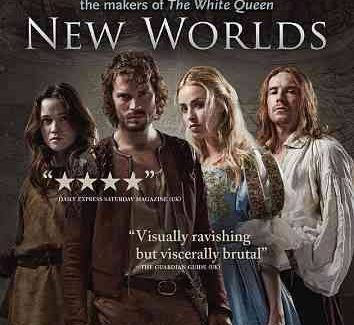 Jamie Dornan's Historical Romance New Worlds on Acorn DVD