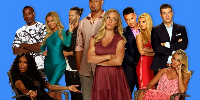 Sandy Malone: Marriage Boot Camp: Reality Stars, Aubrey O'Day Edition