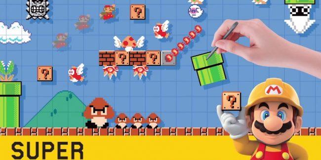 E3 2015: Hands-On with Nintendo's Super Mario Maker