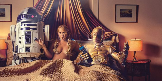 Amy Schumer's Rise Marks Shift In Comedy