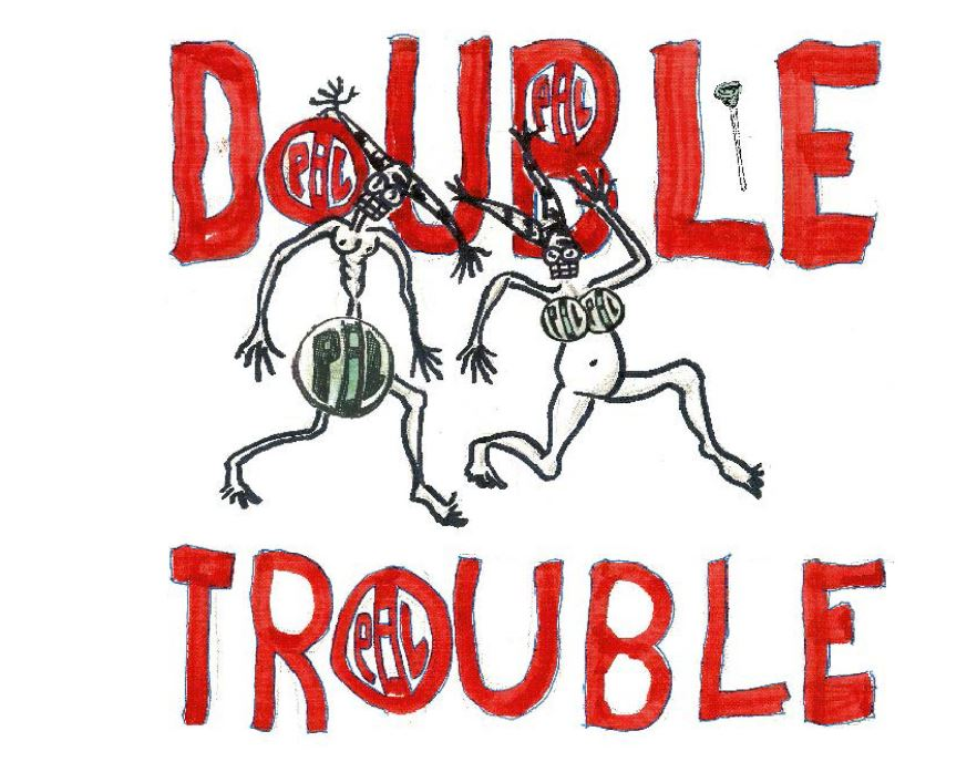 "PiL Debut New Single ""Double Trouble"""