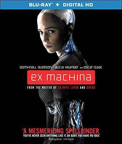 Ex Machina features great visual effects and a rich story.