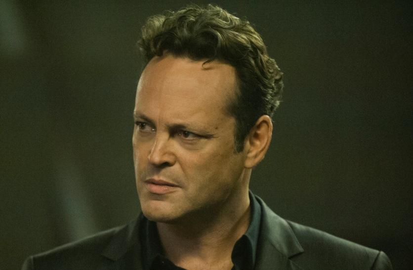 Vince Vaughn as seen in TV series True Detective.