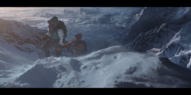 Stills from Everest