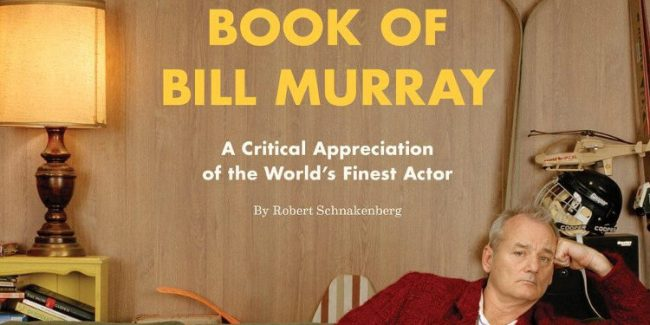 Must Have Book Alert: The Big Bad Book of Bill Murray