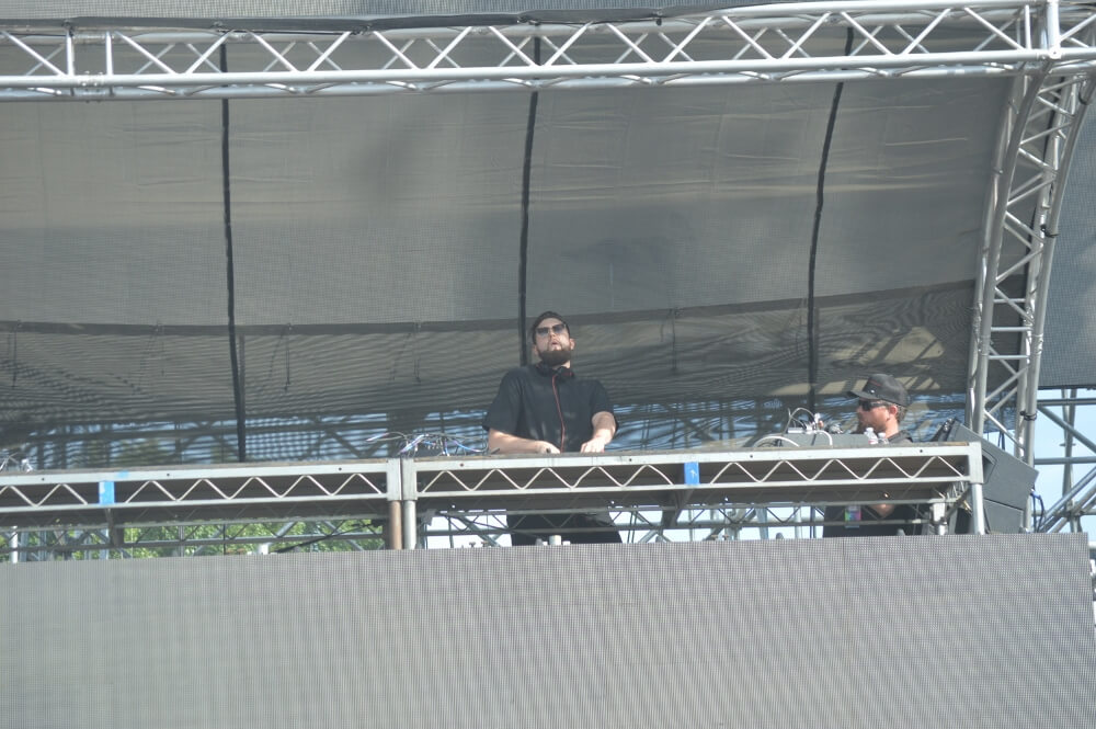 Tchami - Brian Anderson Monsters and Critics 2015 ©