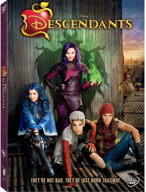 Descendants is a fun fairy tale mash-up of some of Disney's best characters.