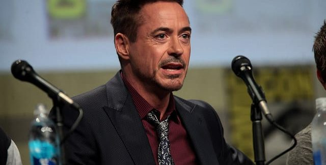 Robert Downey Jr, the highest paid actor on the planet