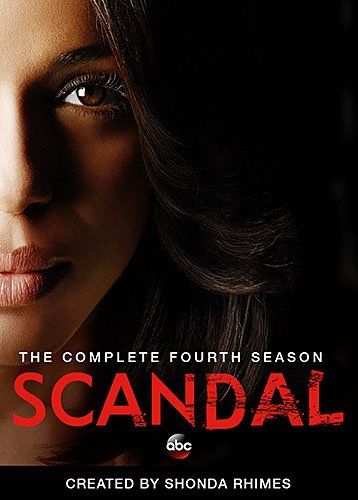 Olivia and her gladiators take on Papa Pope and B613 in Scandal: Season Four.