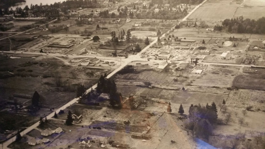 Seattle - old Bellevue