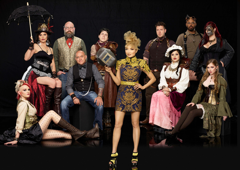 GSN 'Steampunk'd' Cast And Judges Interviews