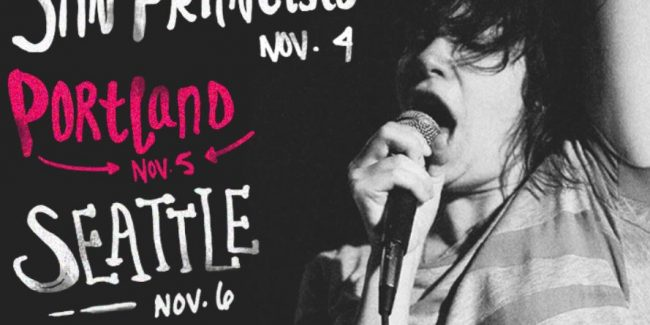 Carrie Brownstein Book Tour Dates and Details