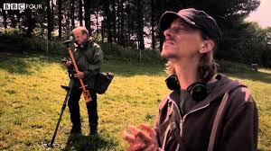 Toby Jones and Mackenzie Crook in Detectorists