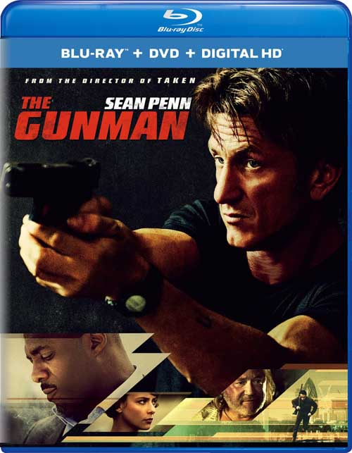 The Gunman has a slow pace, but some great action sequences.