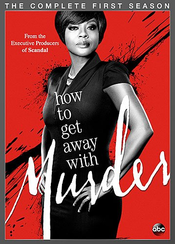 How to Get Away with Murder is perfect for binge watching on DVD.