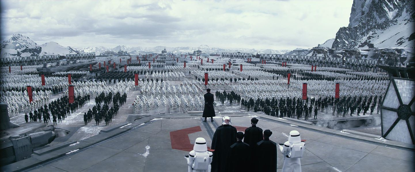 Star Wars: Episode VII – The Force Awakens International TV spot