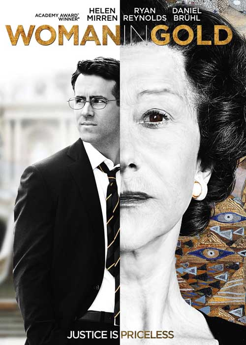 Woman in Gold features incredible performances from Mirren and Reynolds.