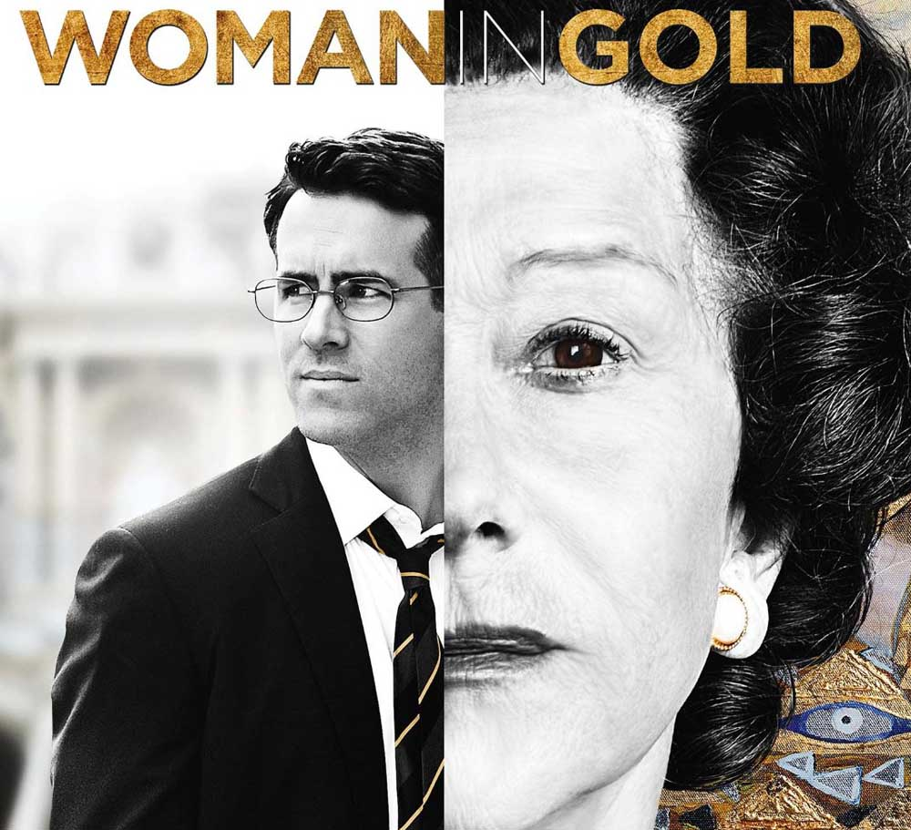 Woman in Gold DVD Review