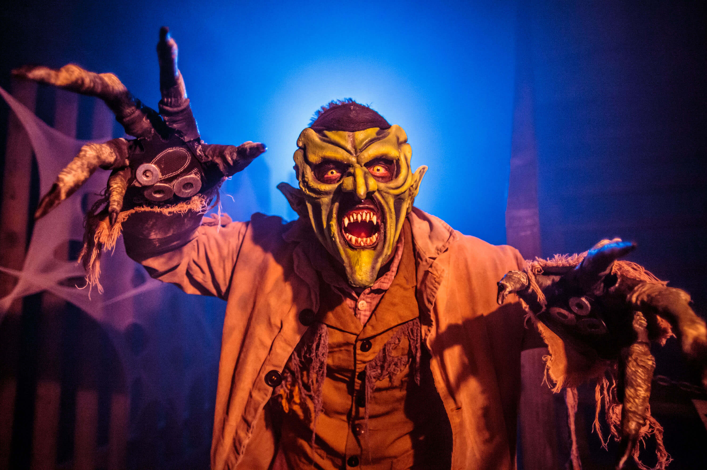 Review: Knott's Scary Farm 2015