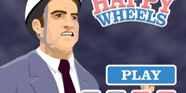 Happy Wheels iPad iOS App Review