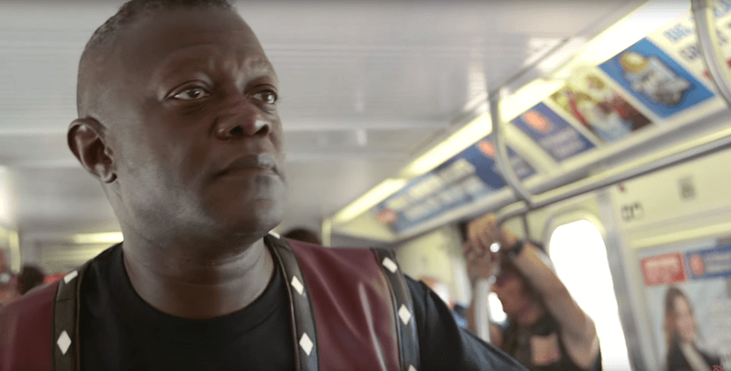 The Warriors Subway Scene Reunion 2