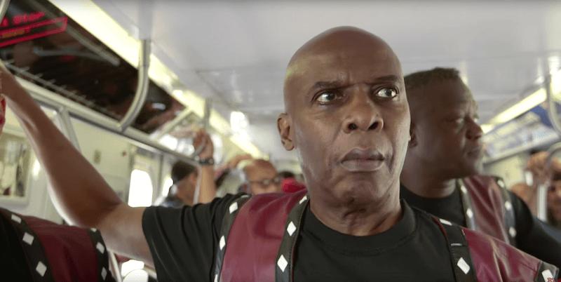 The Warriors Subway Scene Reunion 9