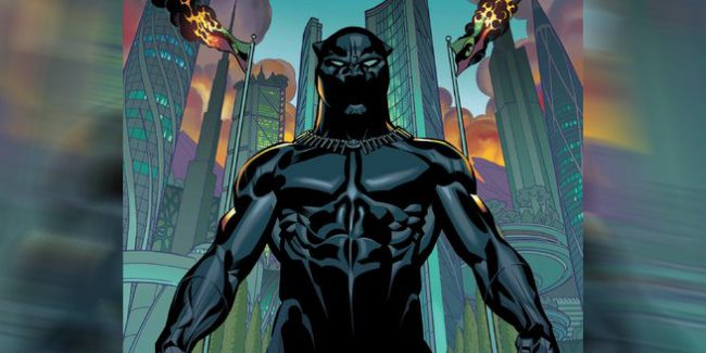 Marvel Comics' Black Panther Brings In Scribe Ta-Nehisi Coates
