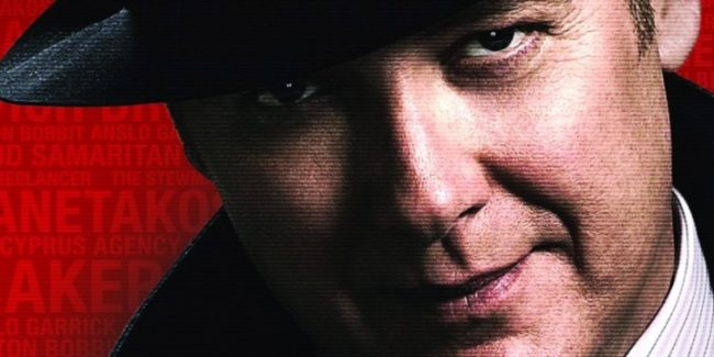 Win The Blacklist Season 2 Blu-ray and soundtrack