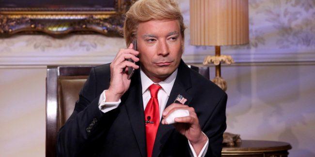 Donald Trump Triumphs On Fallon, NBC May Get Him Elected  VIDEOS