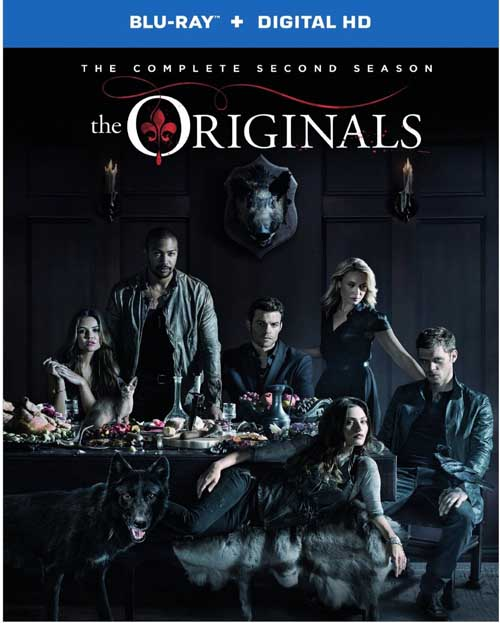 The Originals – Season Two distances the new series from Vampire Diaries thanks to its lush setting and storytelling.