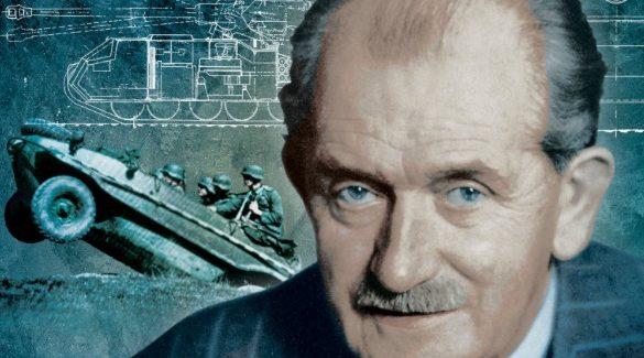 Professor Porsche's Wars (review)