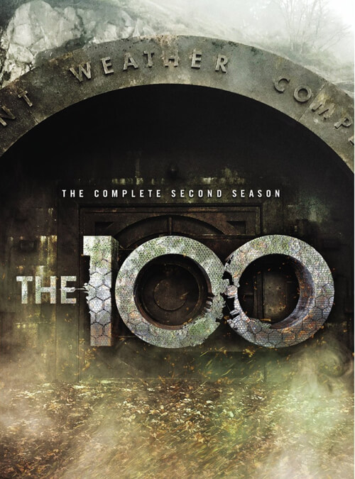 The second season of The 100 is filled with huge action sequences and suspense.