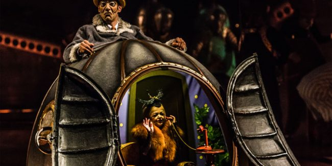 Review: Cirque du Soleil Kurios - Cabinet of Curiosities