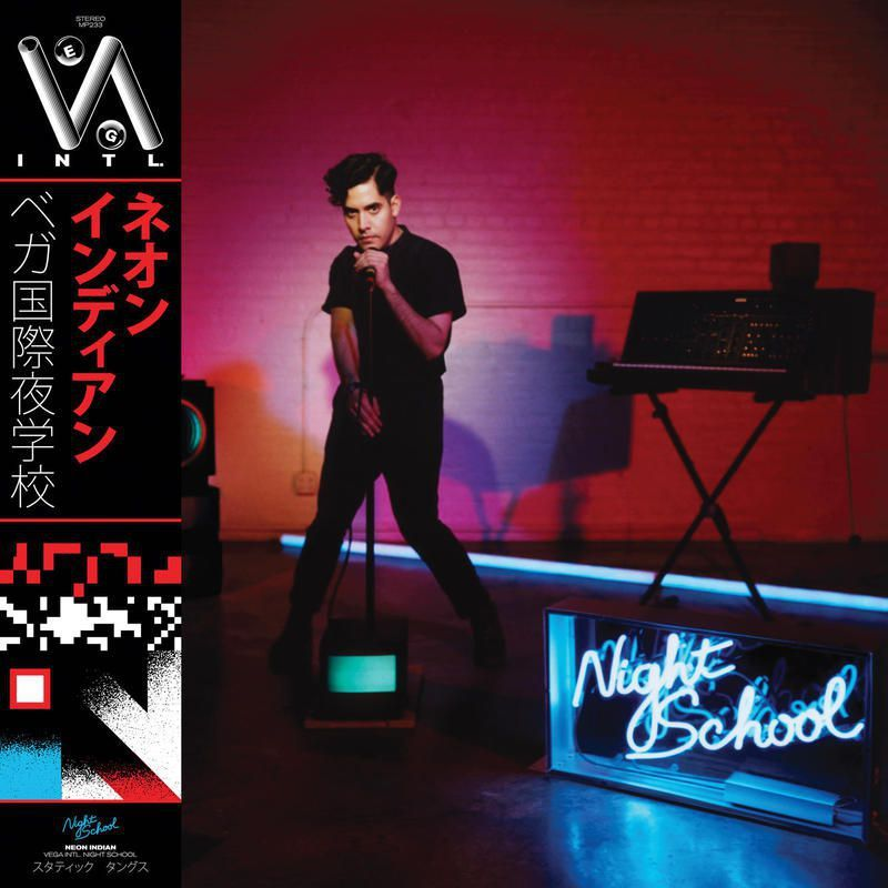 Review: Neon Indian 'VEGA INTL. Night School'